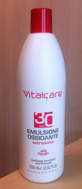 vitalcare sodico emulsione ossidante 30 vol